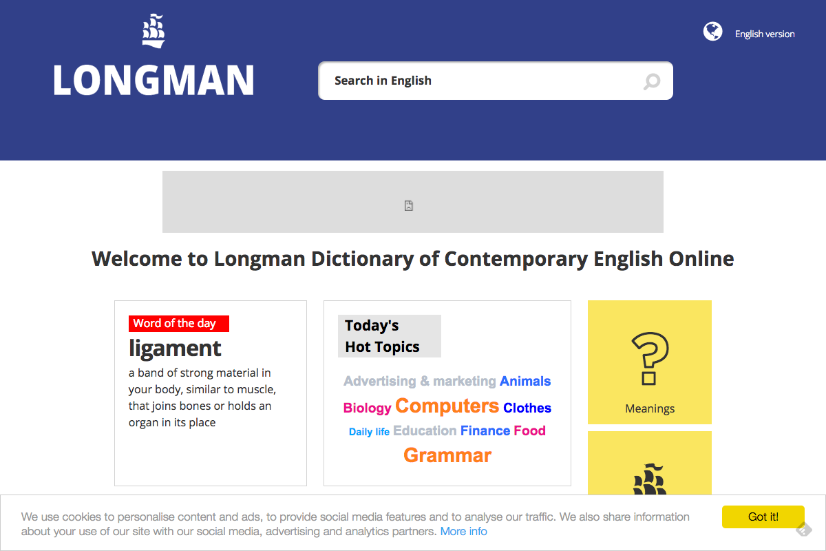longman-dictionary-of-contemporary-english-ldoce