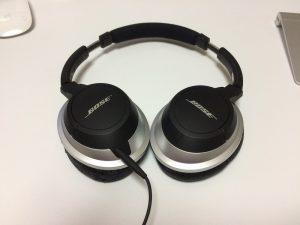 新品回帰!Bose AE2 audio headphonesのイヤーパッドの交換方法